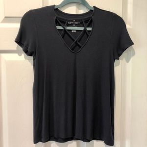 American Eagle soft and sexy top